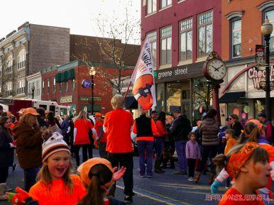 Life Vest Inside flash mob dancing World Kindness Day 84 of 117
