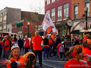Life Vest Inside flash mob dancing World Kindness Day 85 of 117