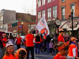 Life Vest Inside flash mob dancing World Kindness Day 86 of 117