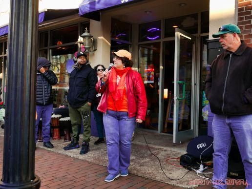 Life Vest Inside flash mob dancing World Kindness Day 90 of 117