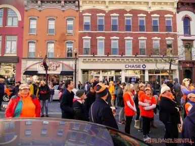 Life Vest Inside flash mob dancing World Kindness Day 92 of 117