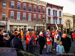Life Vest Inside flash mob dancing World Kindness Day 93 of 117