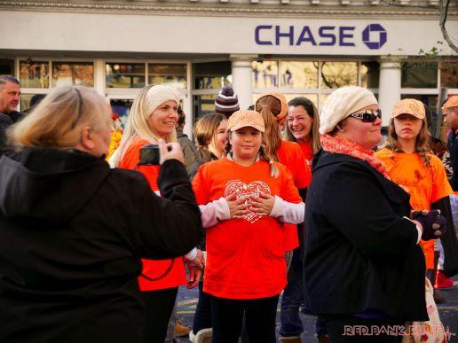 Life Vest Inside flash mob dancing World Kindness Day 94 of 117
