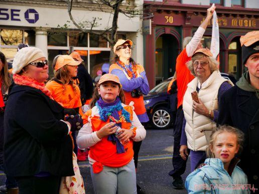 Life Vest Inside flash mob dancing World Kindness Day 95 of 117