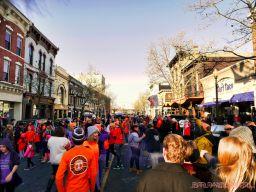 Life Vest Inside flash mob dancing World Kindness Day 97 of 117