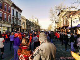 Life Vest Inside flash mob dancing World Kindness Day 98 of 117
