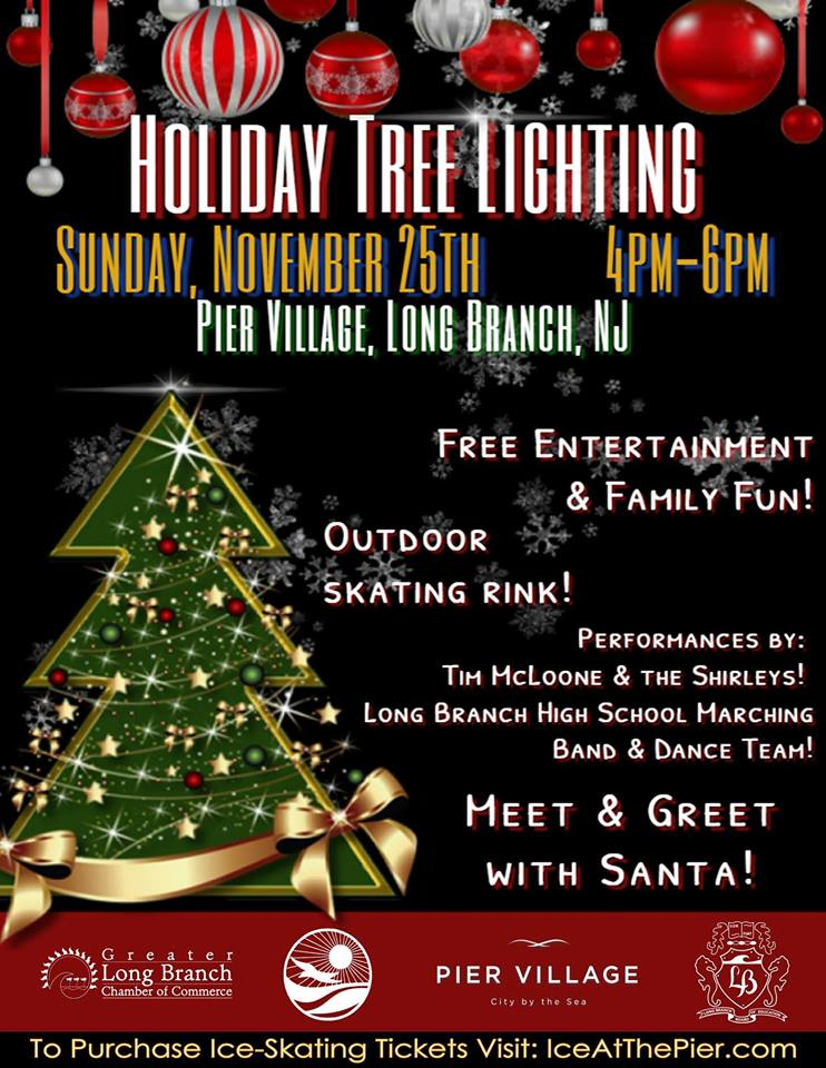 Long Branch Annual Holiday Tree Lighting