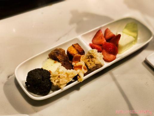 The Melting Pot 12 of 57 chocolate fondue