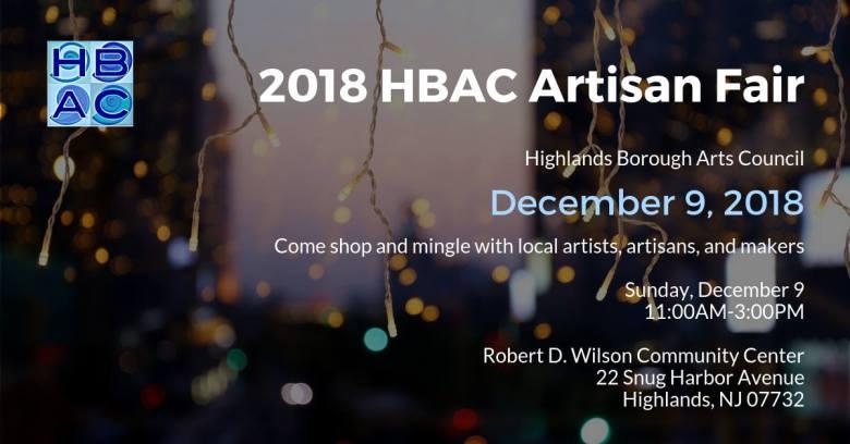 2018 HBAC Artisan Fair