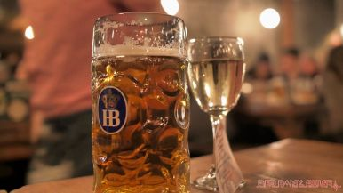 Asbury Festhalle & Biergarten pop-up market & half price menu night 10 of 151 beer wine