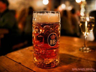 Asbury Festhalle & Biergarten pop-up market & half price menu night 104 of 151 beer