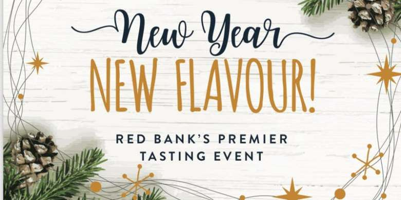 New Year New Flavour Red Bank Flavour