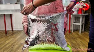 Paint A Tee Sequin Pillows 11 of 73