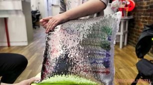 Paint A Tee Sequin Pillows 7 of 73