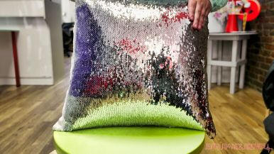 Paint A Tee Sequin Pillows 9 of 73