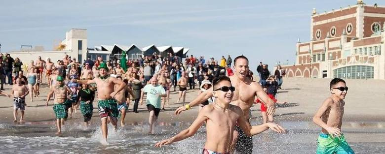 Rotary Polar Plunge and Party