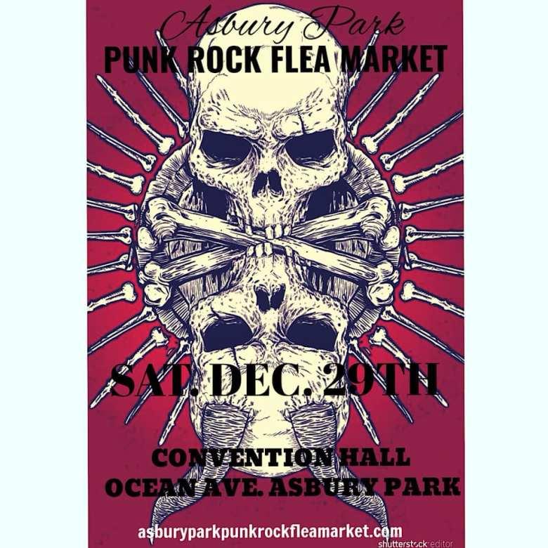 Asbury Park Punk Rock Flea Market