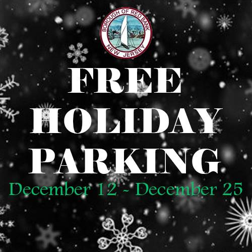Free parking in Red Bank