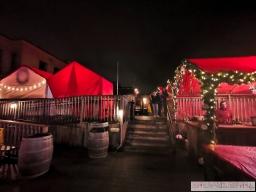 Holiday Weihnachtsmarkt at asbury festhalle & biergarten 10 of 35