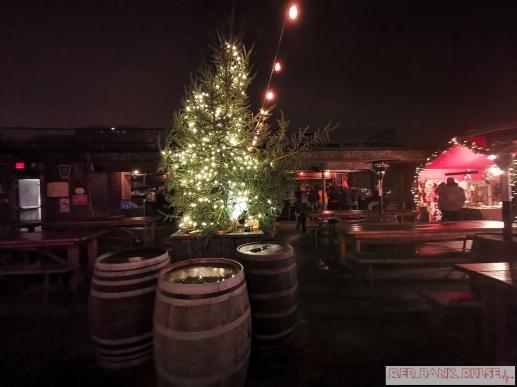 Holiday Weihnachtsmarkt at asbury festhalle & biergarten 2 of 35