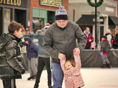Winter on Broad Street 40 of 78