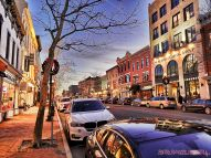Downtown Red Bank landscape buildings 9 of 26