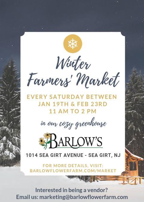Sea Bright Winter Farmers' Market