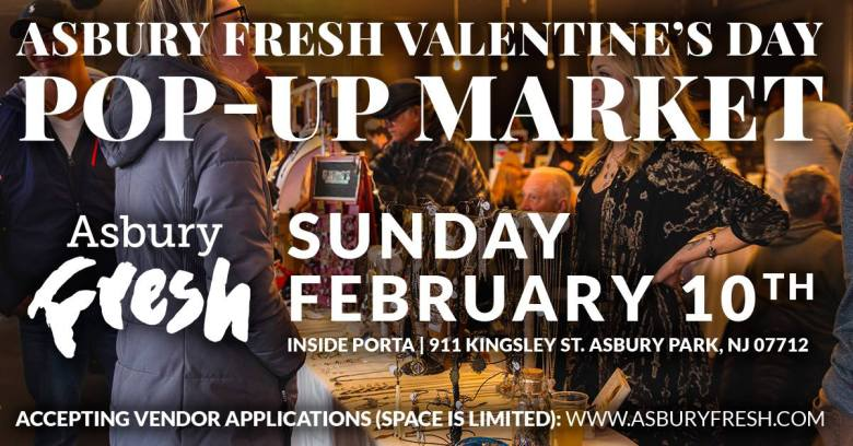 asbury fresh valentine's vendor pop-up