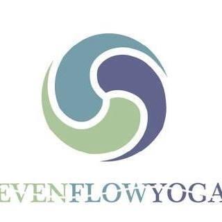 evenflow yoga logo