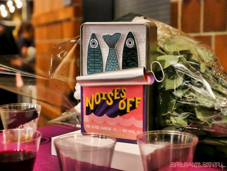 noises off opening night at two river theater 1 of 40