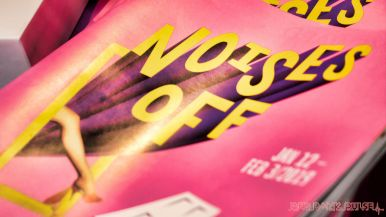 noises off opening night at two river theater 28 of 40