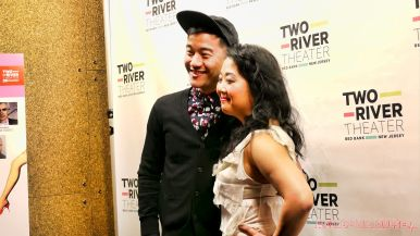 noises off opening night at two river theater 29 of 40