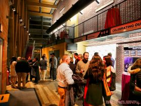 noises off opening night at two river theater 5 of 40