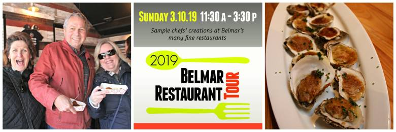 2019 Belmar Restaurant Tour