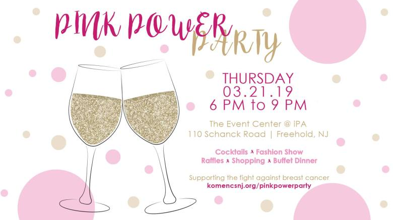 2019 Pink Power Party IPlay America