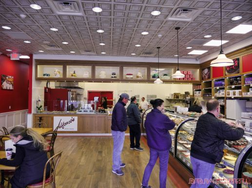 Alfonso's Pastry Shoppe Red Bank 10 of 45