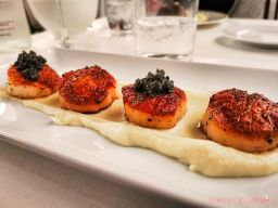 Cafe Loret 13 of 26 seafood scallops
