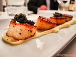 Cafe Loret 14 of 26 seafood scallops