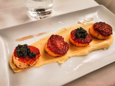 Cafe Loret 15 of 26 seafood scallops