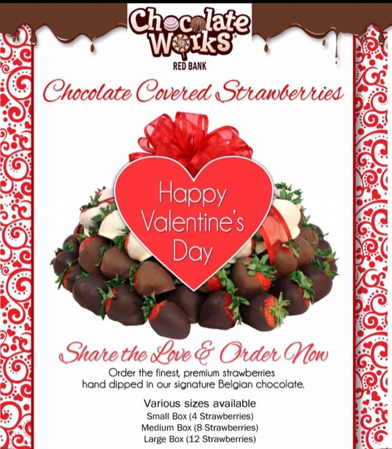 Chocolate Works Valentine's Day 2019