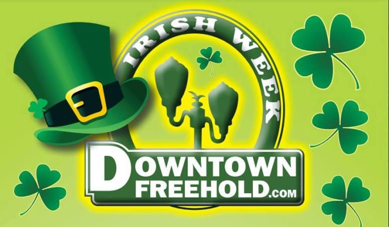 Irish Week Pub Crawl Downtown Freehold