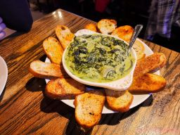 Urban Coalhouse 14 of 26 spinach dip