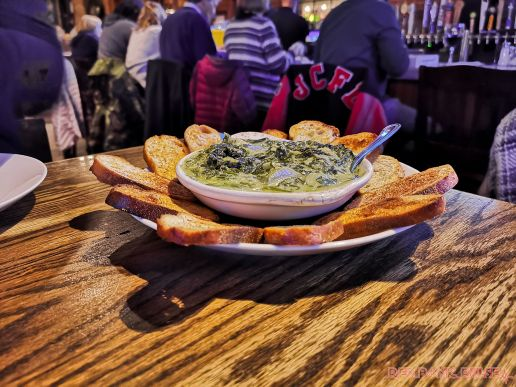 Urban Coalhouse 16 of 26 spinach dip