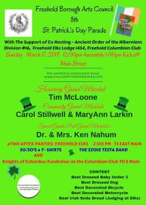8th Annual FBAC St. Patrick's Day Parade 2019