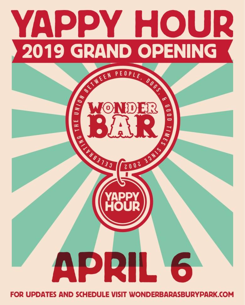 AP Boardwalk Yappy Hour Grand Opening