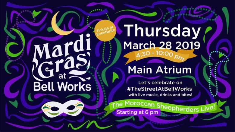 Bell Works Mardi Gras