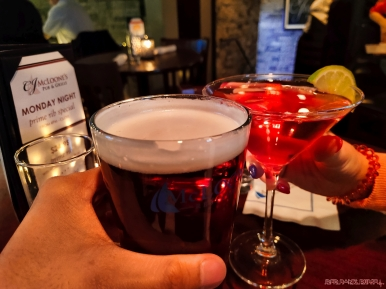 CJ McLoone's Pub & Grille Tinton Falls 10 of 24 beer cocktail toast