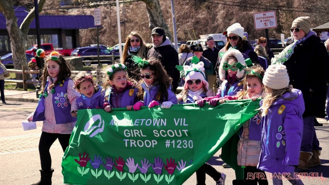 Highlands St  Patrick's Day Parade 2019 60 of 101 – Red Bank