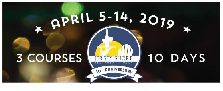 Jersey Shore Restaurant Week 2019