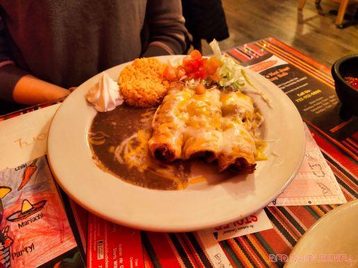 Mariachi Tipico Restaurant 3 of 13 taquito